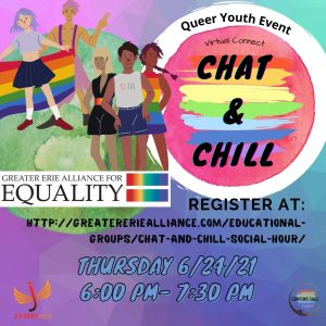 LGBTQ+ Monthly Event